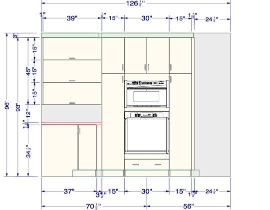 Kitchen Design Details from ikd design to ikea installation