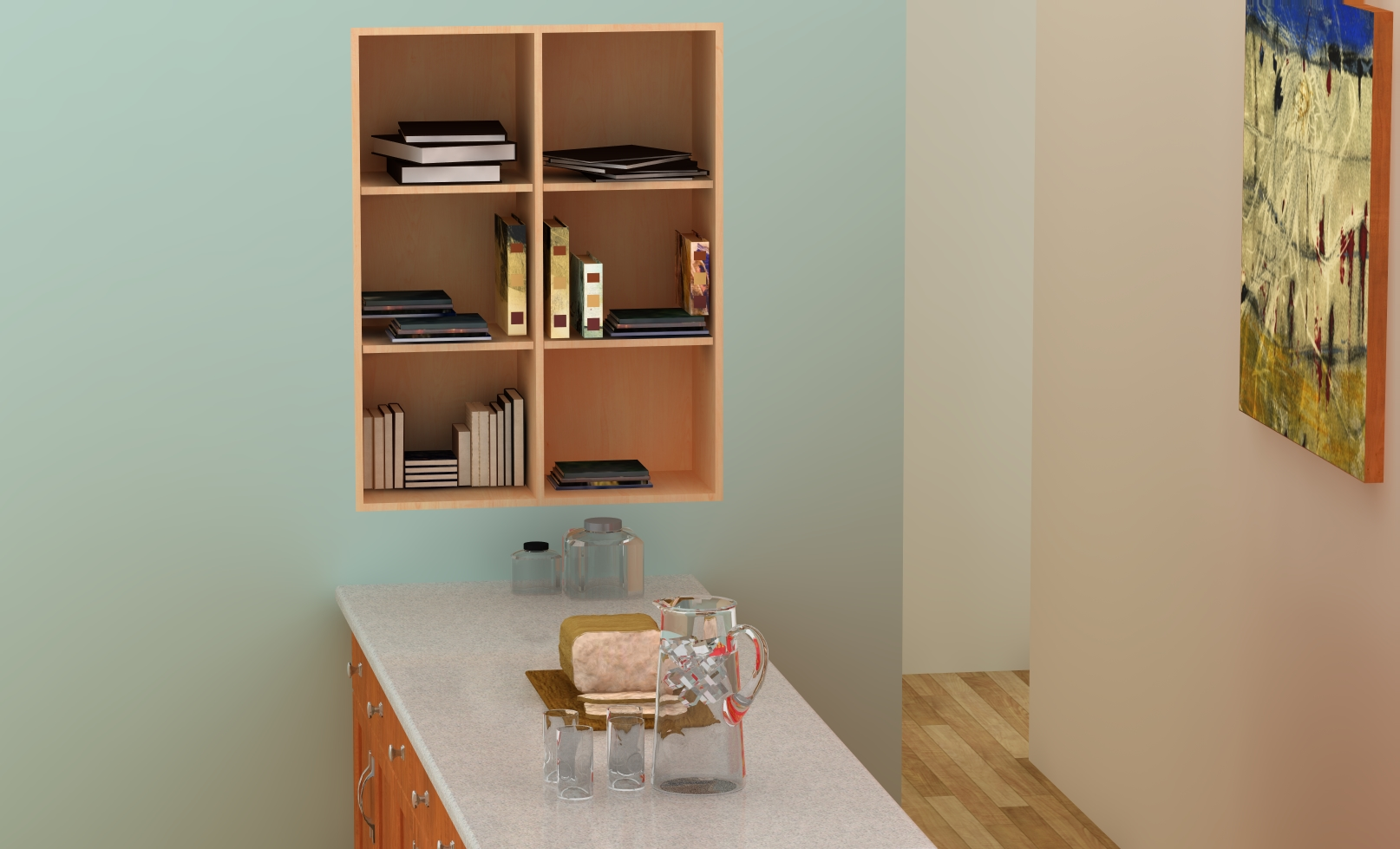 3 Bookshelf Ideas For Your Ikea Kitchen
