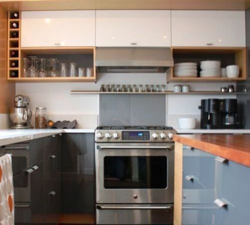Open Kitchen Cabinets: Take A Look At These IKEA Kitchen Ideas For Open Cabinets